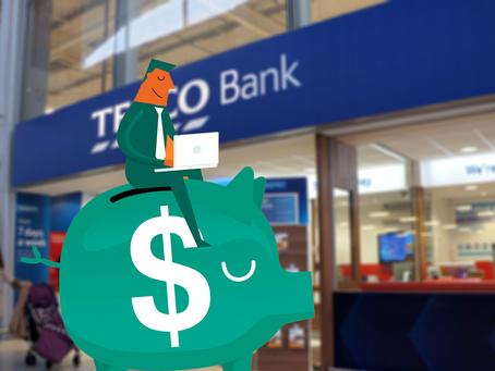 Tesco Closing Bank Accounts...
