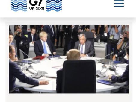 G7 Members & Guests...