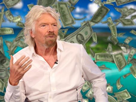 Richard Branson Seeking Taxpayer Bailout