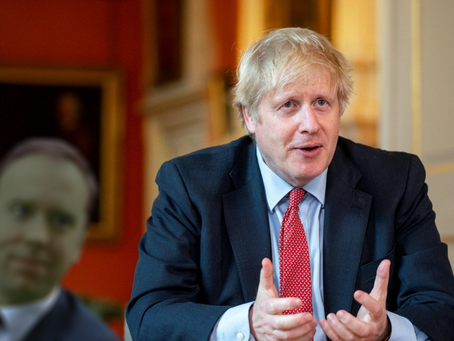 Boris Johnson - Vaccinations