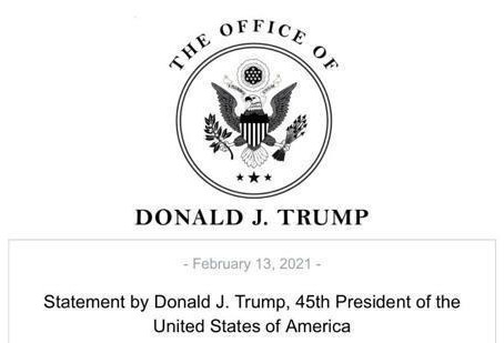 The Office Of Trump...