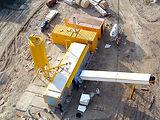 Мобильный бетонный завод FIBO INTERCON F