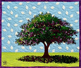 Bernina Masterclass - Purple Blossom