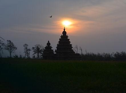 Mahabalipuram- Shore Temple