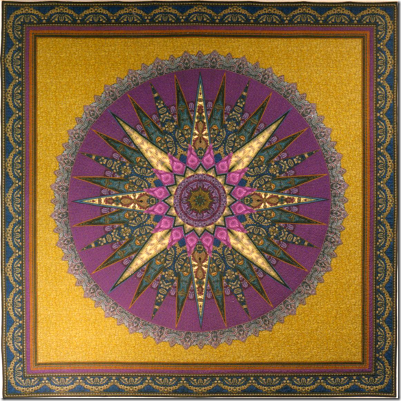 India Quilt Festival- WoW Quilts- Size