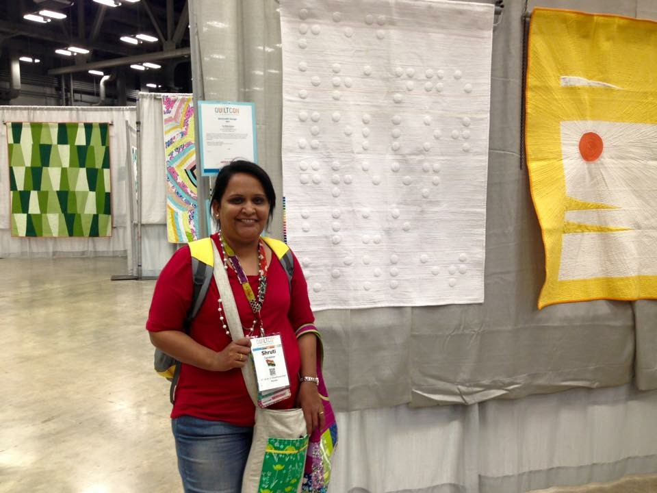 India Quilt Festival Workshop Faculty