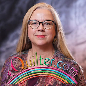 Take a trip around the world with over 200 quilt images featuring trends in contemporary quiltmaking. Luana will talk about how art, color and design trends will influence quilting in 2021 and beyond.