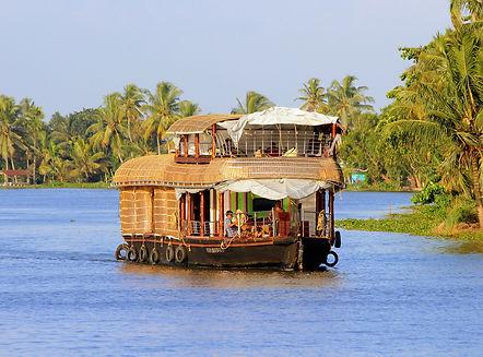 Kerala Backwates