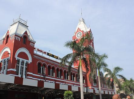Chennai Central Station
