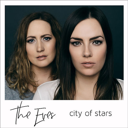 The Eves - City of Stars Front Cover (ne