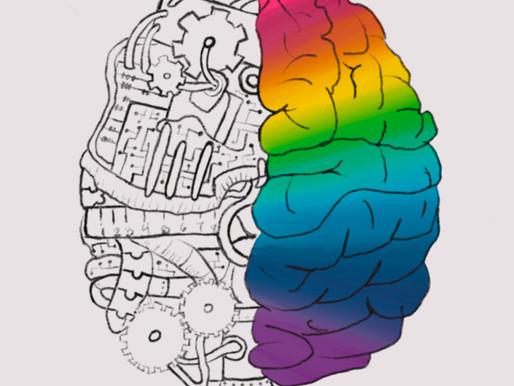 Rainbows on the Brain