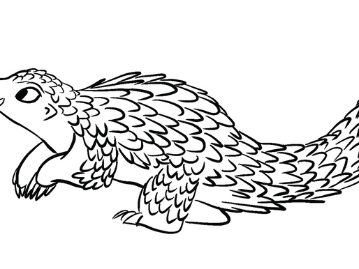 Pangolins: The Only Mammal with Scales