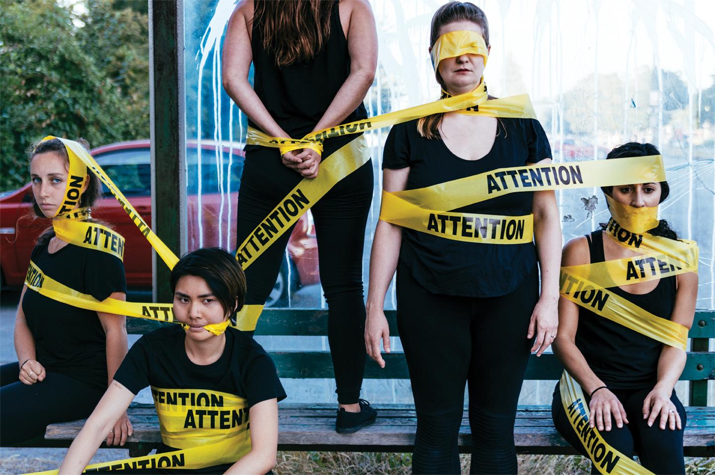 HYSTERIA (Direct Theatre Collective, 2018)