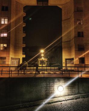 Rennes by night #3