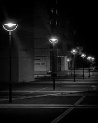 Rennes by night #6