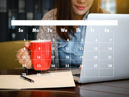 Top Tips for Creating a Social Media Content Calendar