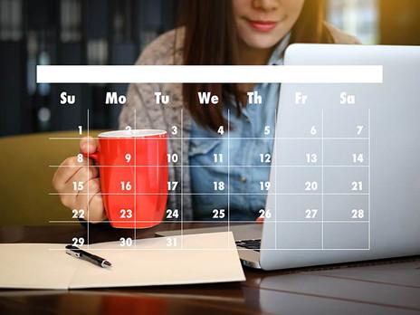 Top Tips for Creating a Social Media Content Calendar