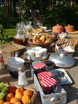 Buffet Normand-gourmand
