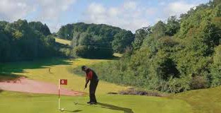 Golf 18 trous - Saint Riquier