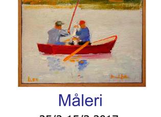 Utställning på Konstmagasinet i Katrineholm