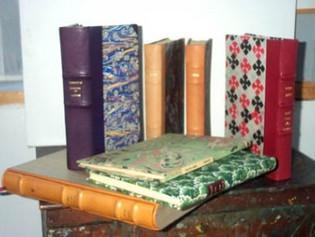 Nya böcker!