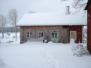 Bokbinderiet för några vintrar sen!