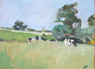 Kor i Grönska