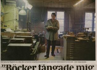 Artikel i Katrineholmskuriren