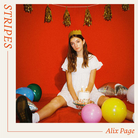 """""""Stripes"""" by Alix Page Song Cover"""