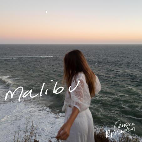"""Malibu"" by Caroline Richardson Song Cover"