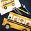 Thumbnail: Bus Pencil Pouch