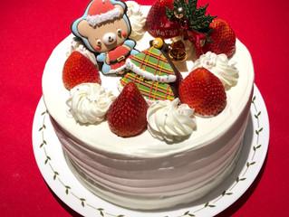 クリスマスケーキご予約受付中です!