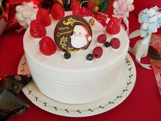 クリスマスケーキ予約開始しました!