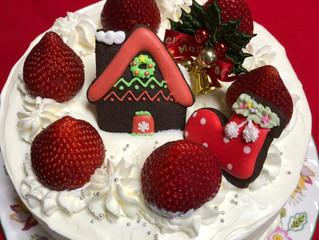 クリスマスケーキ予約受付中!