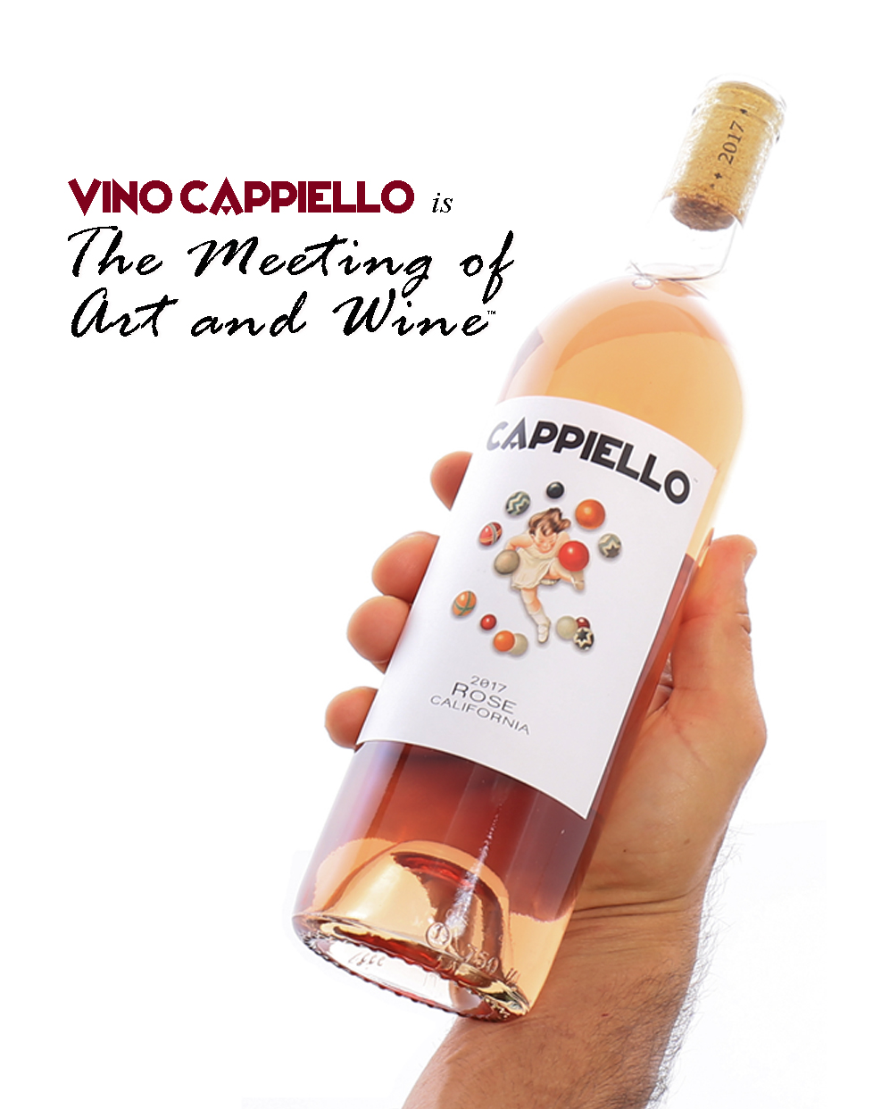 Cappiello Wines Rose