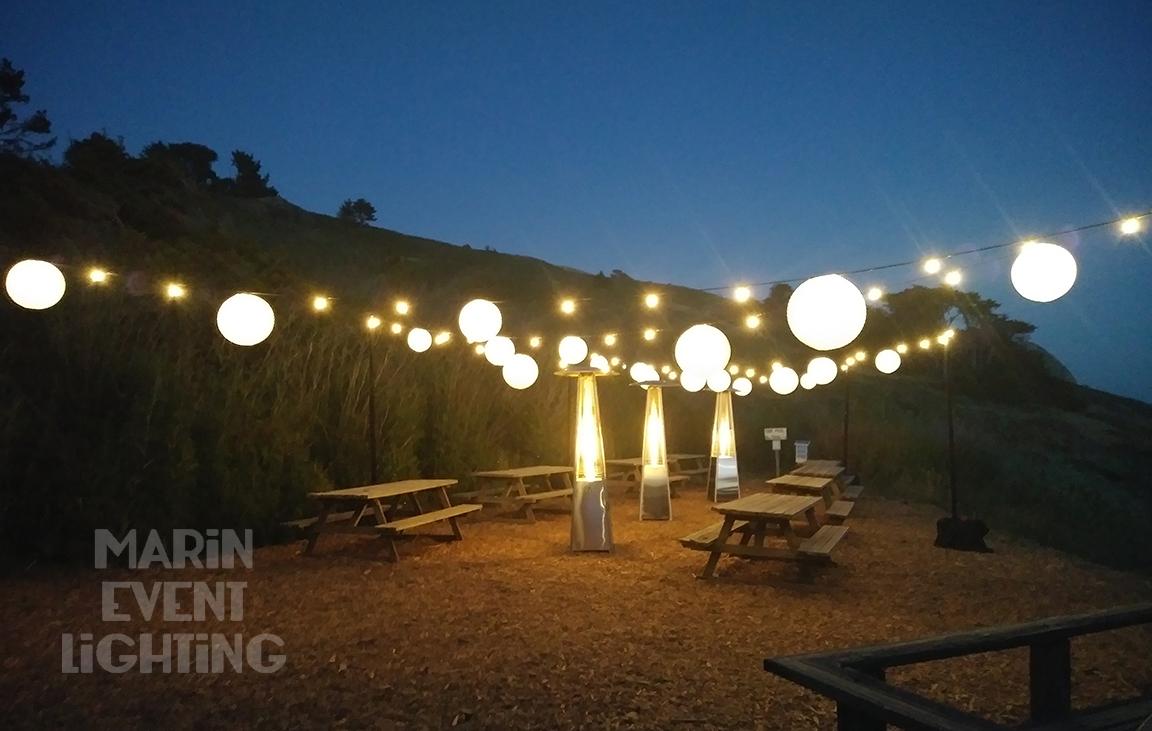 Slide Ranch lights lanterns heaters