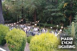 Lighting and Lanterns at Ralston White Retreat