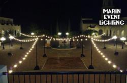 Bistro Market Lighting at St Vincents Marin