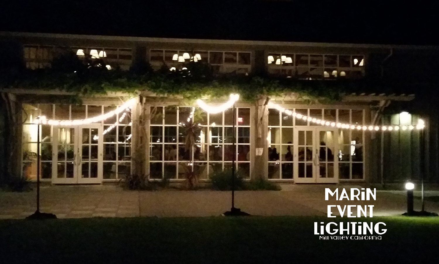 Bistro Market Lighting at the MVCC