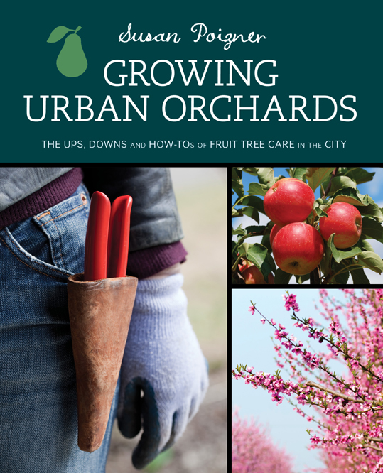 Growing Urban Orchards book