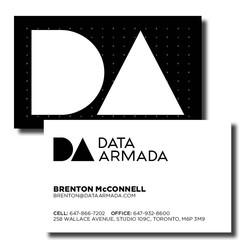 Data Armada business cards