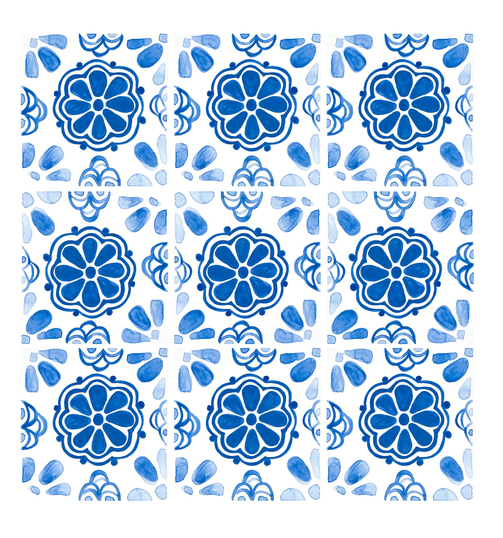 Bluetilepattern