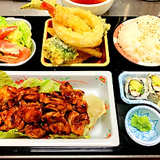 TERIYAKI CHICKEN LUNCH BOX