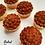 Thumbnail: Cupcakes de Vainilla con Buttercream de Chocolate (6u)