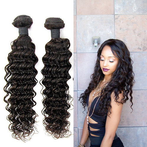 8A Peruvian Deep Wave Hair
