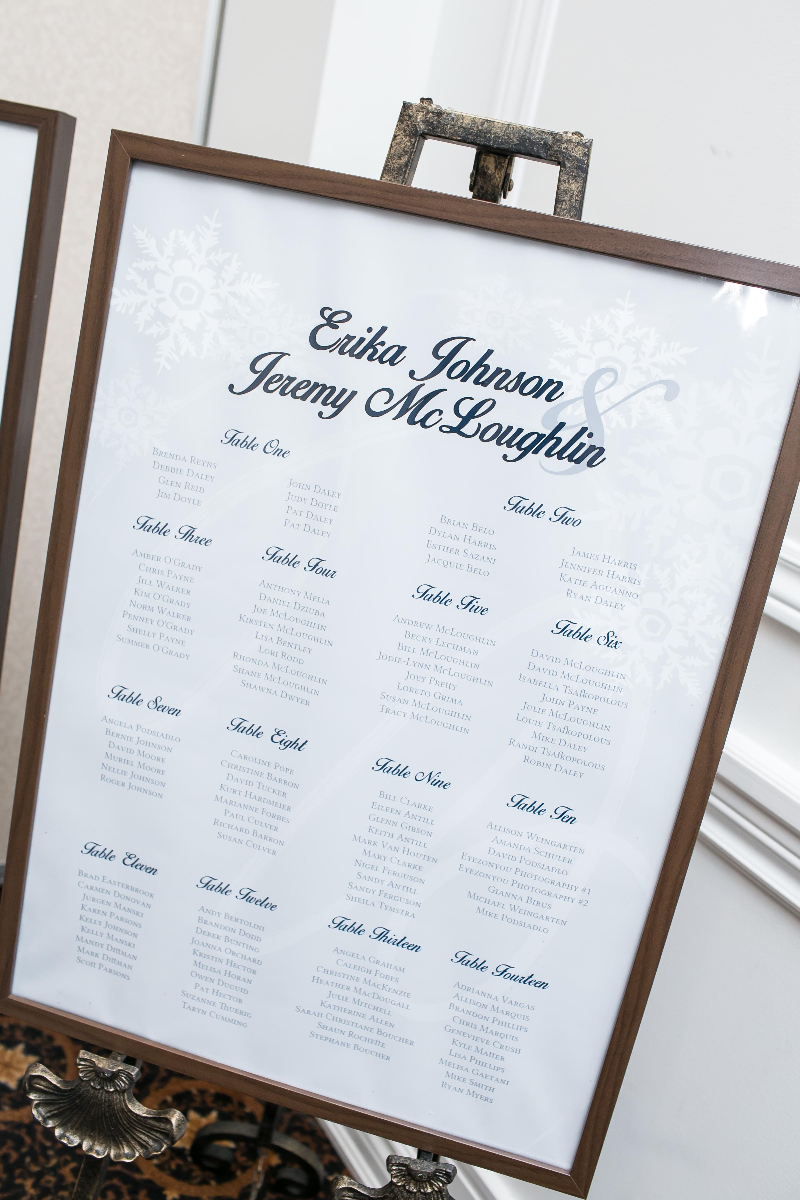Erika and Jeremy's Wedding