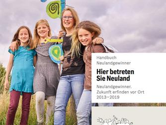 """Broschüre der Bosch-Stiftung """"Hier betreten Sie Neuland"""""""