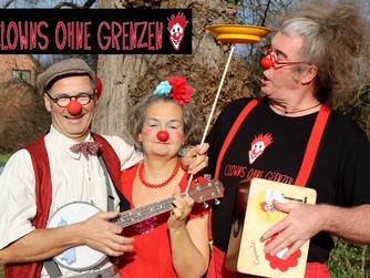 Clowns ohne Grenzen, Andreas Gottschalk und Carola Schure