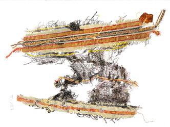 Juliane Laitzsch: Zeichnung als Zeitmaschine - oder was sehe ich eigentlich, wenn ich sehe- VORTRAG