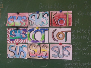 Die 8. Klasse der Reg.Schule Bützow im Allerhand: Comic-Kurs
